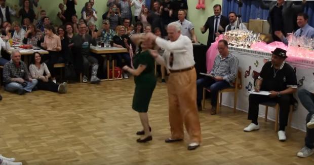 Любите танцевать в любом возрасте
