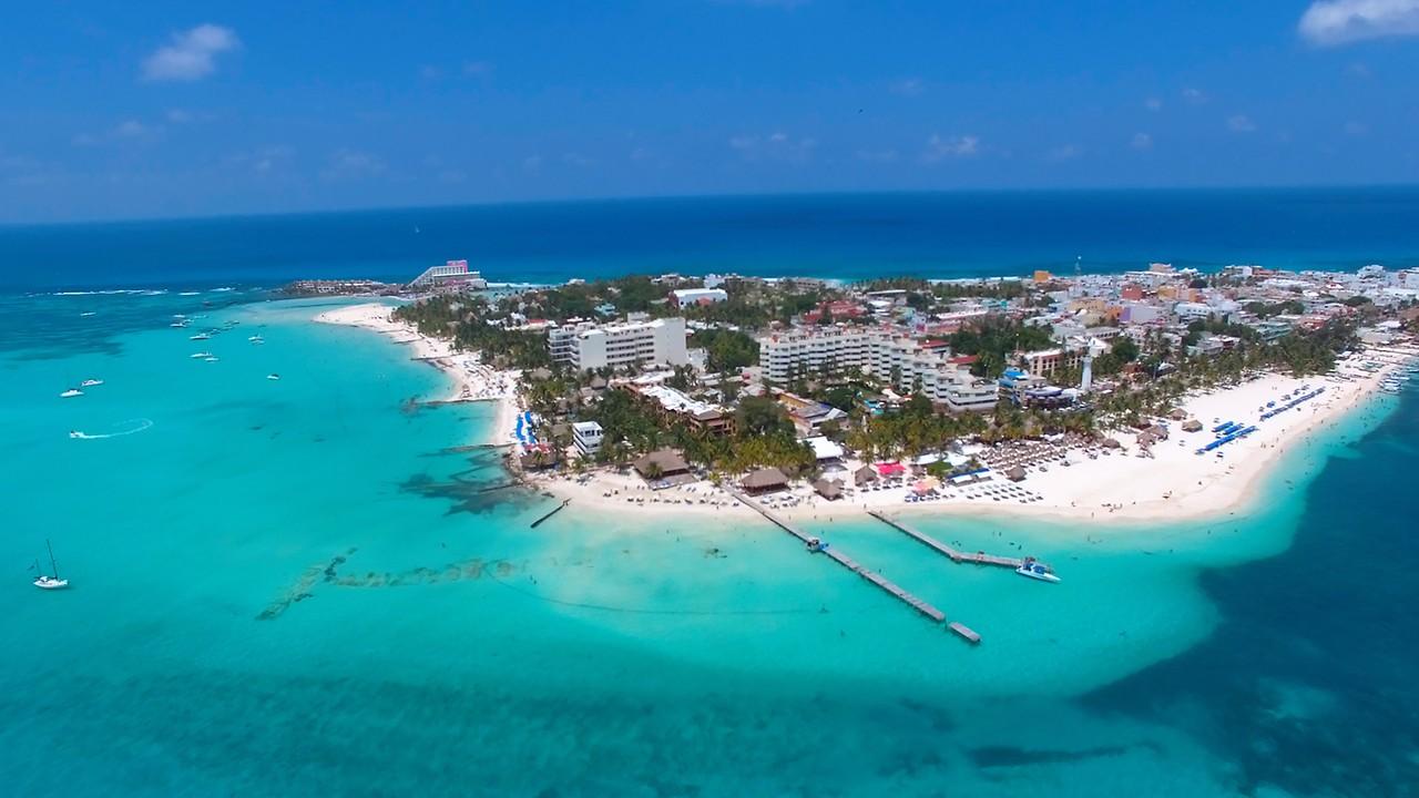 Playa Norte - Исла-Мухерес