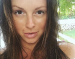 Певица Нюша, 28 лет