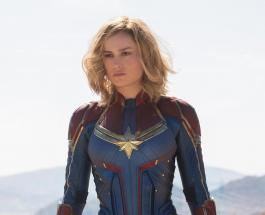 Капитан Марвел: первые официальные фото нового супергеройского кино