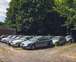 Приют для Skoda: житель Британии собрал коллекцию из 70 автомобилей