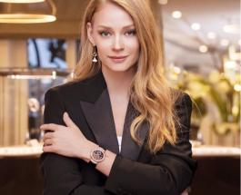 Русская Одри Хепберн: Светлана Ходченкова удивила утонченным и роскошным образом