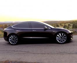Уровень надежности Tesla Model 3 определили в США с помощью краш-тестов