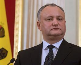 Президента Молдовы лишили полномочий: Игорь Додон временно отстранен по решению суда