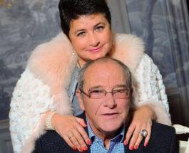 Эммануил Виторган - семейная неразбериха: внучка артиста нянчит его дочь