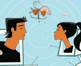 Найти любовь в Интернете: интересные факты о знакомствах в Сети