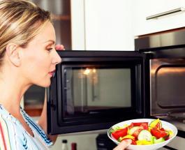 Продукты питания которые в микроволновой печи теряют свои полезные свойства