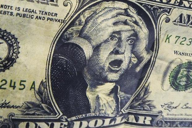 Доллар в ужасе