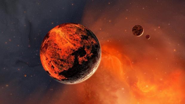 Интересные факты о Марсе: чего мы не знали о таинственной