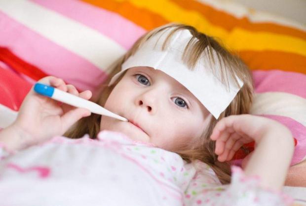 простуда ребенок