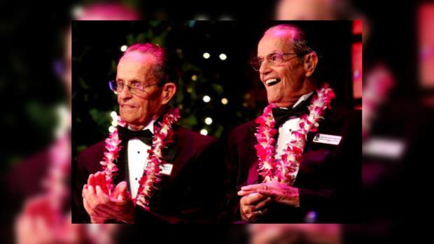Близнецы-долгожители: 100-летние братья из США раскрыли секрет здоровья и долголетия