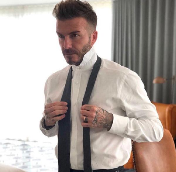 Бруклин Бекхэм набил новое тату скопировав идею у своего знаменитого отца