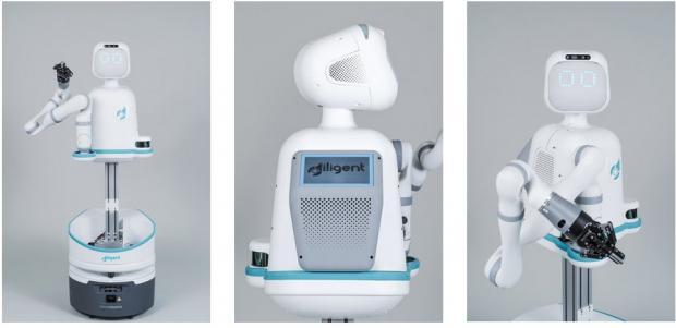 робот Moxi