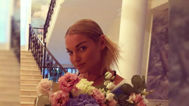 Анастасия Волочкова наладила отношения сбывшим супругом