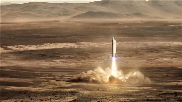 ракета BFR