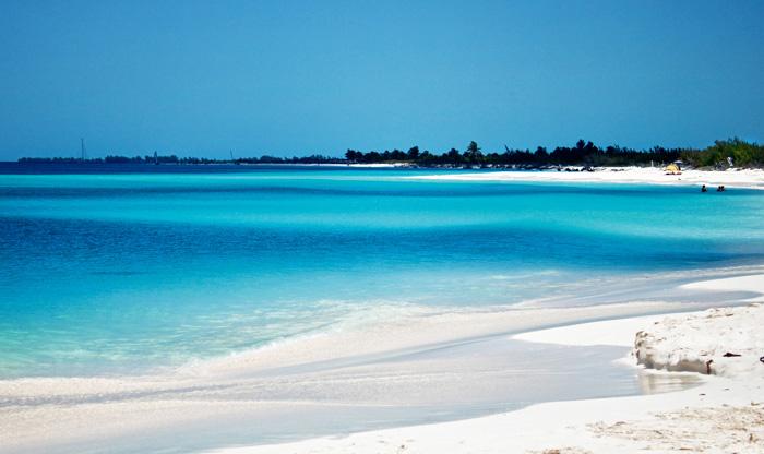 Playa Paraiso - Ларго-дель-Сур, Куба