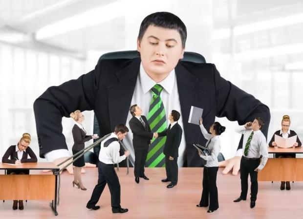 начальники