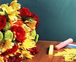 С Днем учителя: открытки и поздравления в стихах и прозе для любимых педагогов