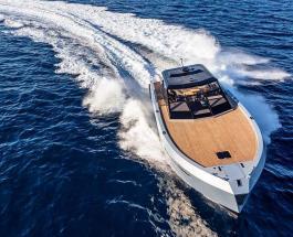 Роскошный катер за 1 млн долларов: как выглядит впечатляющее судно в стиле Джеймса Бонда