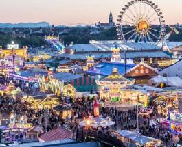 Октоберфест 2018: за 15 дней посетители фестиваля выпили более 7 миллионов литров пива