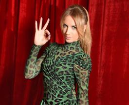 Леся Никитюк повеселила фанатов назвав себя богиней ламината