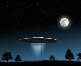 В ночном небе Китая замечено странное свечение: очевидцы уверяют что видели НЛО