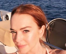 """Линдси Лохан нашла любовь: мама актрисы подтвердила новый роман звезды """"Поцелуй на удачу"""""""