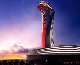 Новый аэропорт в Турции претендует на звание крупнейшей воздушной гавани в мире