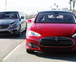Производитель Mercedes-Benz рассматривает вариант сотрудничества с Tesla