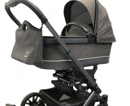 Роскошный транспорт для малышей: Mercedes-Benz будет выпускать безопасные детские коляски