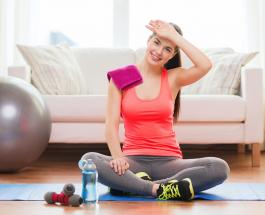 Избавиться от целлюлита за 30 дней помогут 3 упражнения с фитнес-валиком