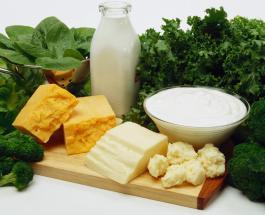 Кальций в еде: какие продукты питания содержат полезный микроэлемент