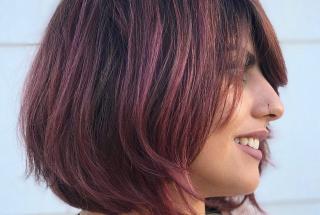 Горячий шоколад и глинтвейн: новые оттенки волос покорили красавиц в Инстаграм