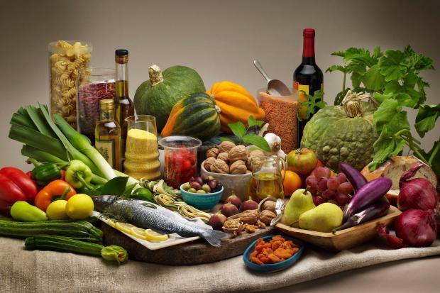 Reiki: средиземноморская диета. Основа молодости и долголетия.