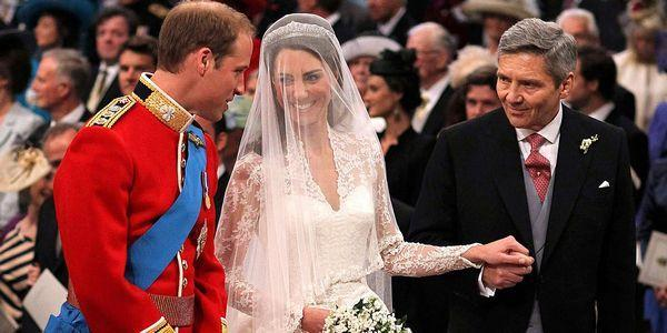 Кейт Миддлтон свадьба
