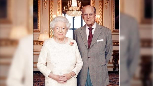 королева еллизавета и принц филипп