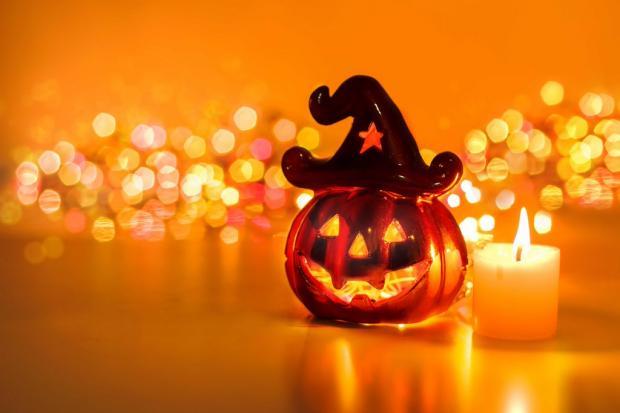 Кем можно накраситься на хэллоуин детям