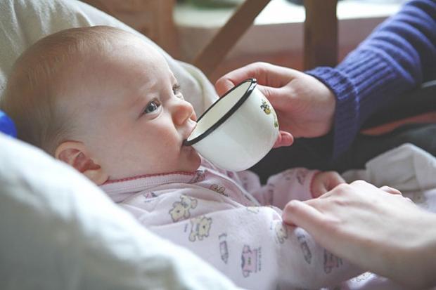 детское питье