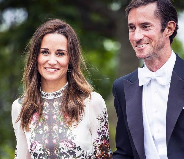 Пиппа Миддлтон родила ребенка 15октября в клинике Святой Марии встолице Англии