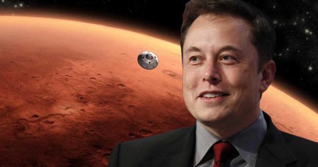 Image result for Илон Маск на Марс