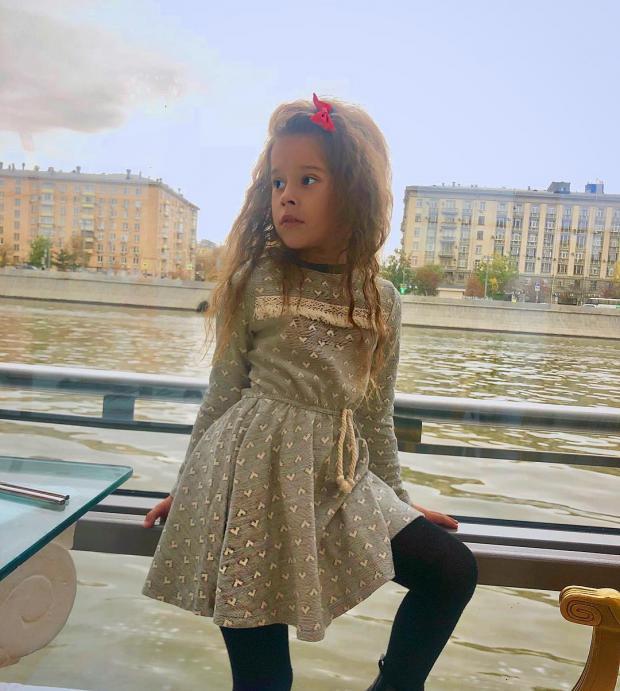 дочь Татьяны Терешиной