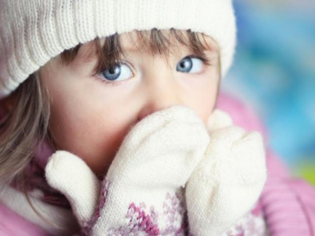 ребенок кашель