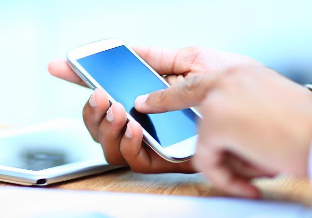 Личные мобильные телефоны
