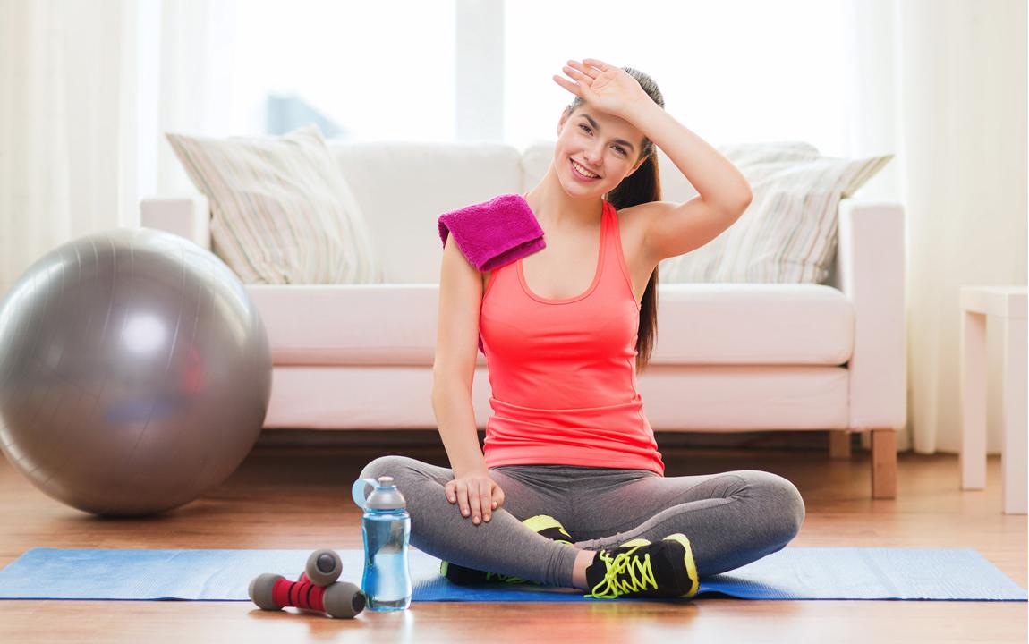 Здоровье похудение упражнение