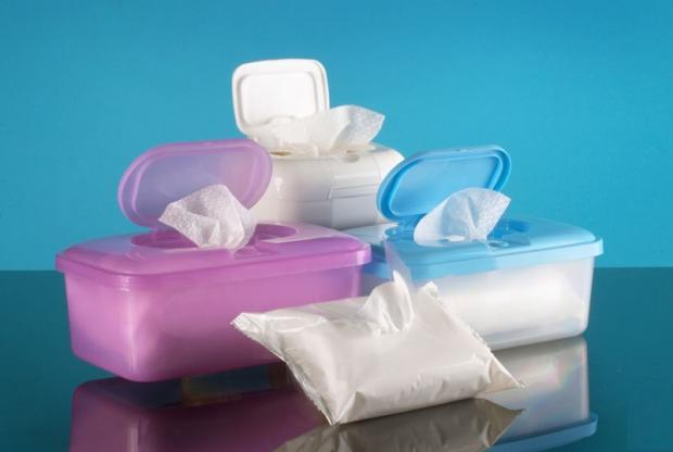 Пользуйтесь влажными салфетками