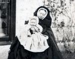 Королева Виктория с внучкой Викторией