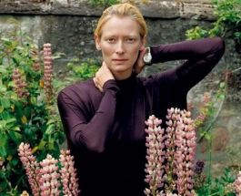 Тильда Суинтон именинница: карьера и личная жизнь звезды британского кино