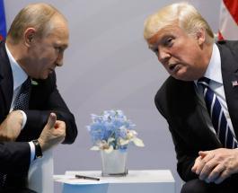 Проблемы с грамматикой: в США с ошибками отчеканили монету в честь встречи Трампа и Путина