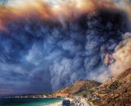 Звезды в эпицентре лесного пожара в Калифорнии: кто пострадал в результате стихии