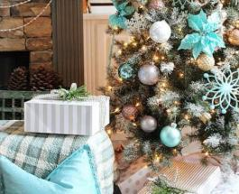 15 новогодних идей как нарядить елку: стильные варианты праздничного декора